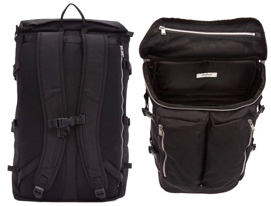 Premium Bag Nonnative Tourist Backpack