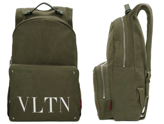 Premium Canvas Backpack