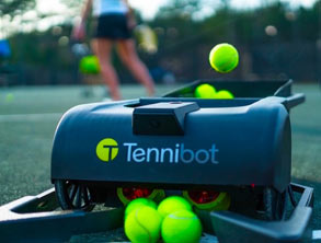 Robotic Tennis Ball Collector