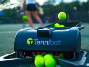 Robotic Tennis Ball Collector