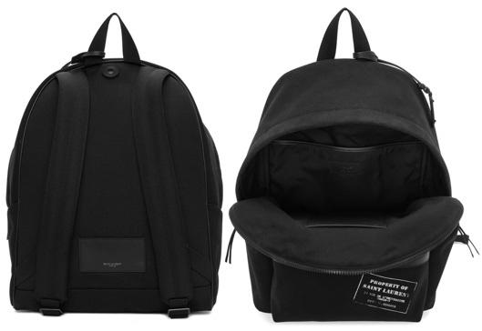 Saint Laurent Best City Backpack
