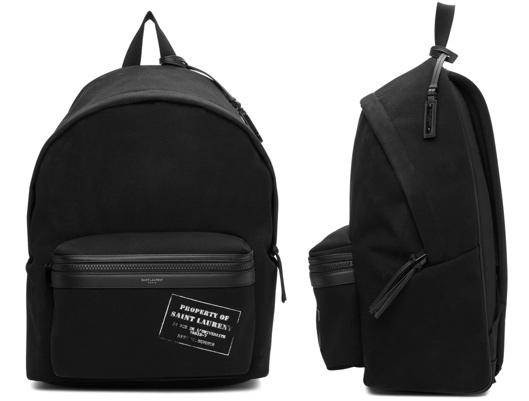 Saint Laurent Premium City Backpack