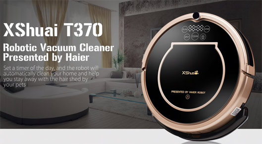 Very Cheap Robot Vacuum Cleaner
