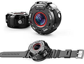 Waterproof Wearable Action Camera