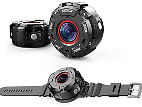 Waterproof Wearable Action Camera