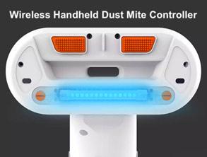 Wireless Handheld Dust Mite Vacuum Cleaner