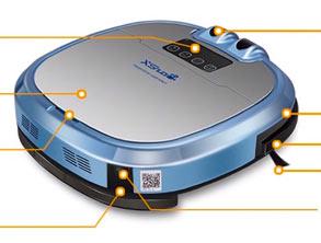 XShuai HXS Robotic Vacuum Cleaner