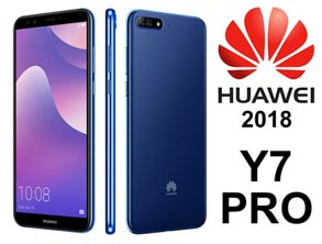 2018 HUAWEI Y7 Pro Phablet Global Version
