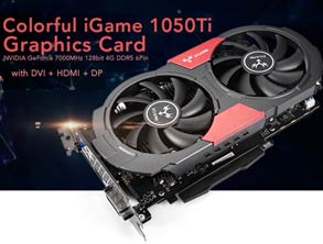 Best 2018 Colorful iGame Video Graphics Card