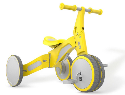 Children Ergonomic Folding Bike