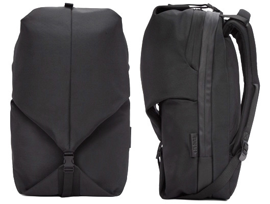 Cote and Ciel Black Backpack