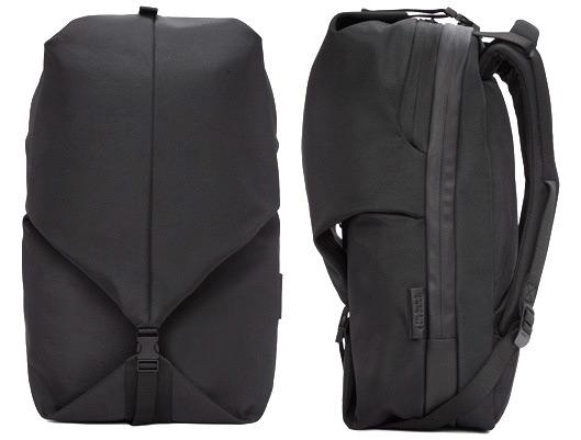 Cote and Ciel Black Backpack