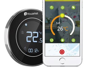 Houzetek 7000W Digital Home Thermostat