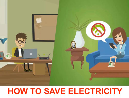 how to save Electricity