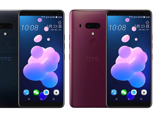 HTC U12+ Phablet Global Version