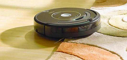 iRobot Roomba Vacuum Cleaning Robot Promotion