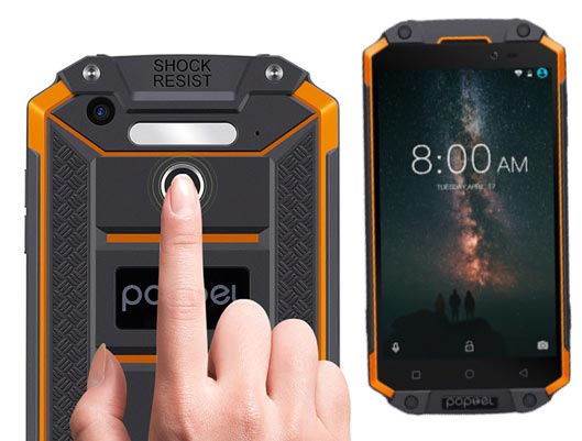 new Waterproof Outdoor 4G Phablet