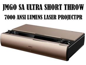 Powerful Premium Laser Projector