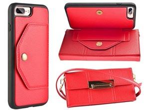 Purse Wallet Handbag iPhone 7 Plus case