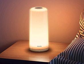 Smart Bedside Lamp