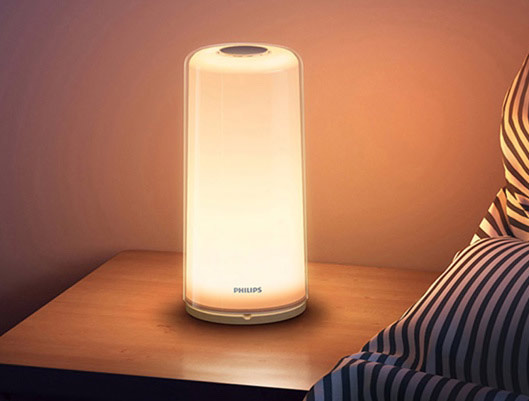 Smart LED night light