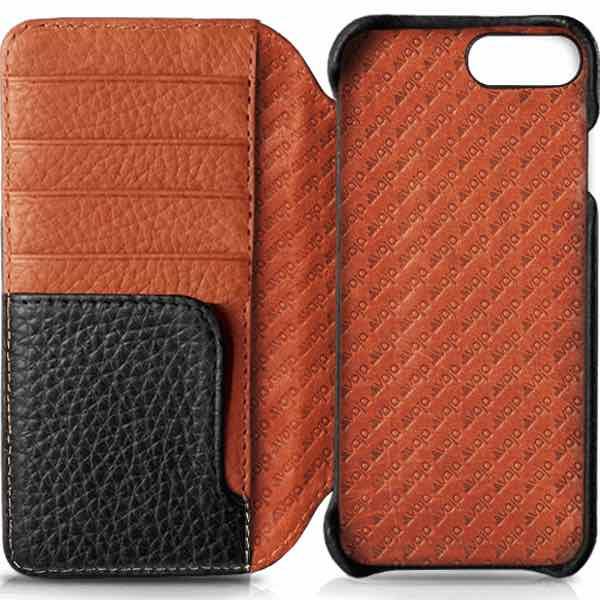 Vajacase Wallet Cases for iPhone Smartphones