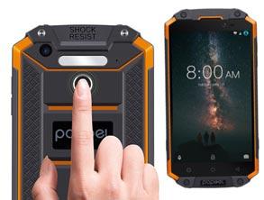 Waterproof Outdoor 4G Phablet Poptel MAX
