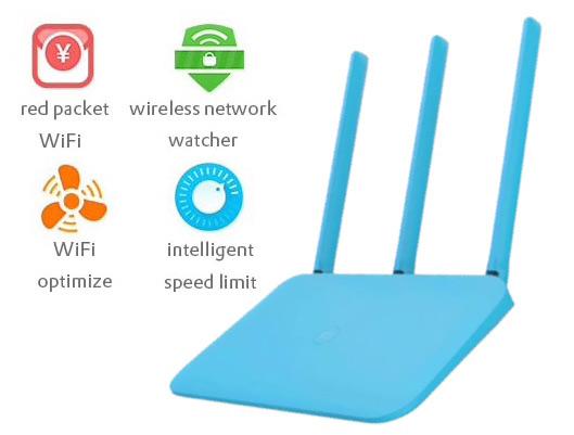 Xiaomi Wireless Three Antennas Router
