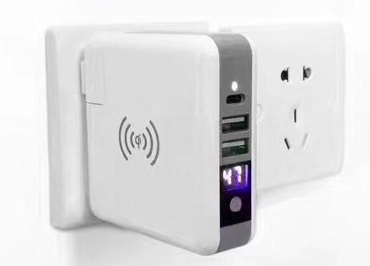 6700mAh Power Bank USB Adapter