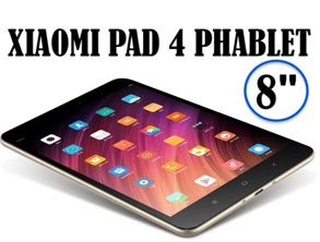 8-inch Xiaomi Pad 4 Phablet