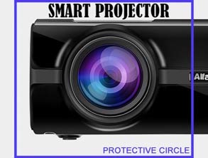 Alfawise HD 1080P Smart Projector