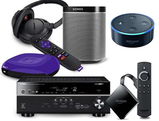 Amazon Most Popular Smart Sound Gadgets