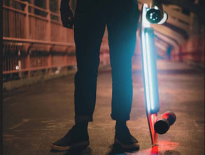 App Control Smart Electric Skateboard