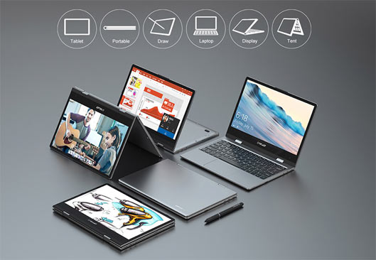Best Mid-Range Laptop Transformer