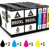 Compatible Ink Cartridge for HP OfficeJet Printers