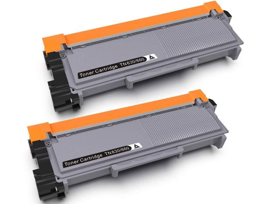 Compatible Toner Cartridges for Brother TN6XX, MFC-L2XX, HL-L23XX