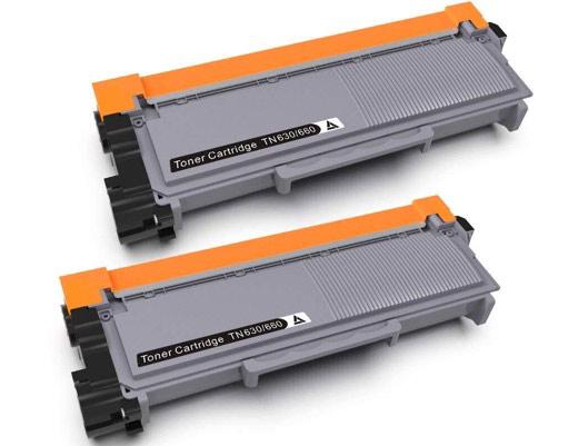 Compatible Toner Cartridges for Brother TN6XX, MFC-L2XX, HL-L23XX