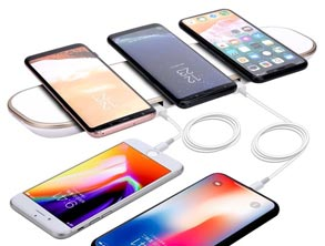Elegant QI Wireless Charger