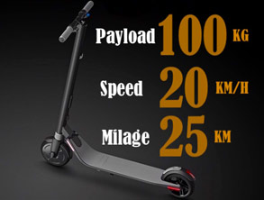 Folding Smart Electric Scooter