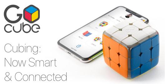 GoCube Smart Cubic Classic Puzzle