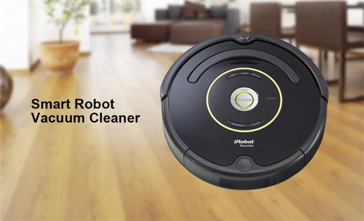 Home Intelligent Robot Vacuum Cleaner