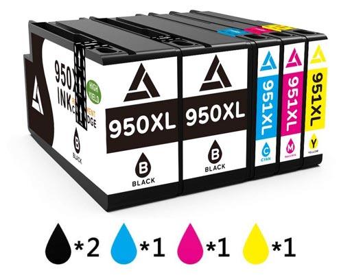 Ink Cartridge for HP OfficeJet Printers