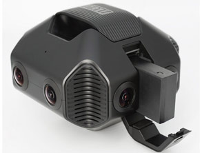 Professional 3D 360 Degree Camera