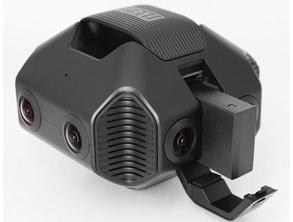 Professional 3D 360 Degree Camera