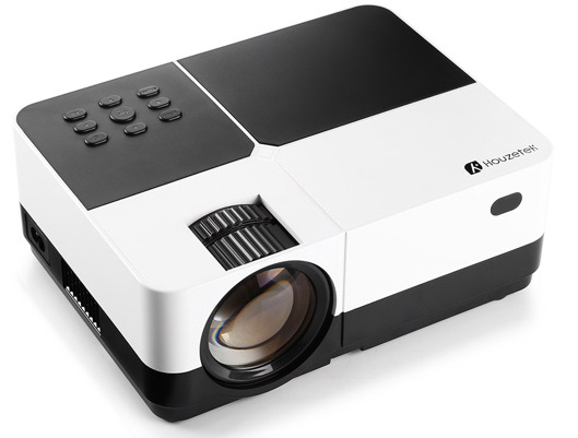 Projector Compatible With Any Devices