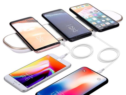 QI Wireless Charger to Quick Charge