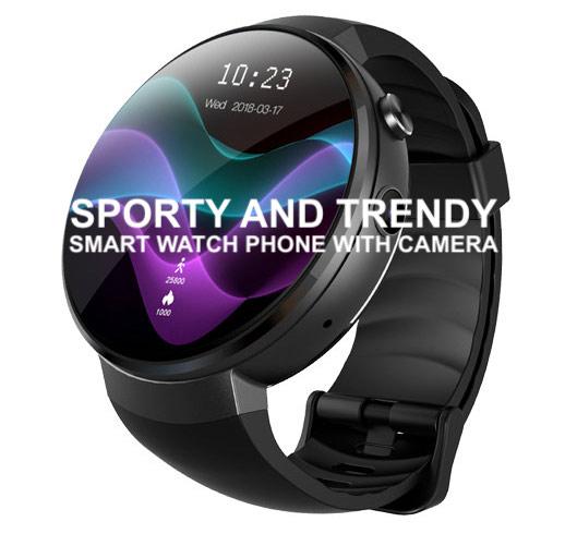 Sporty Smartwatch Phone