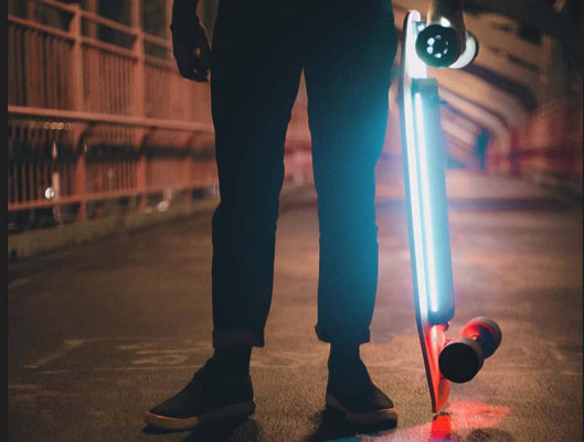 Xiaomi App Control Smart Electric Skateboard