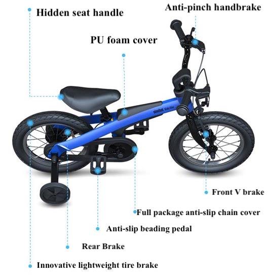 Xiaomi Ninebot Kids Bicycle Promo