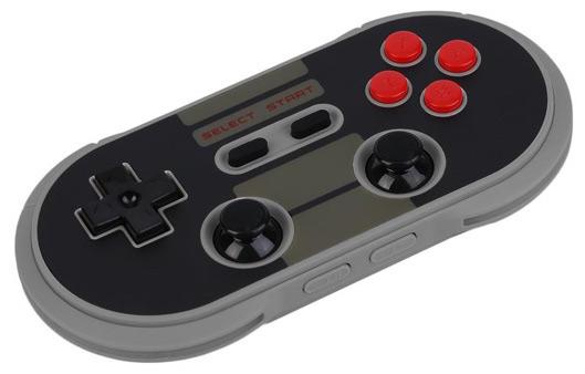 8Bitdo NES30 PRO Gamepad Bluetooth Game Controller